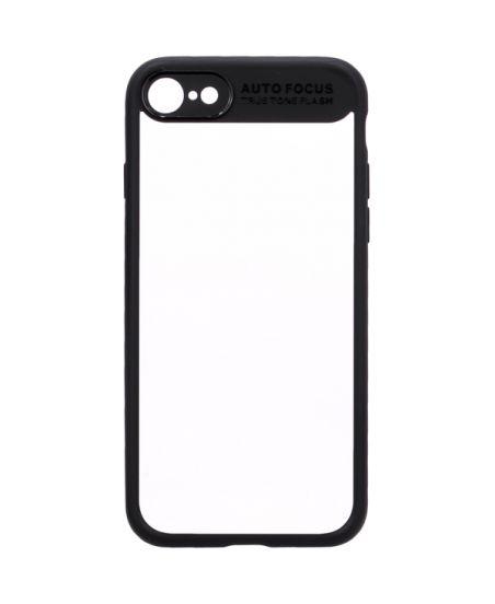 Чехол для iPhone InterStep iPhone 7/8 PURE-CASE ADV черный